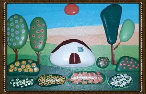 Casetta nel verde di Rosaria Gagliardi
