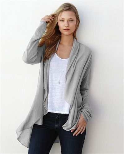 Image of Alpaca Waterfall Cardigan | Poetry Fashion | Pinterest ...