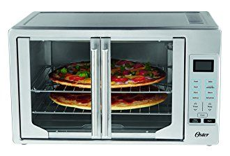 Oster Digital French Door Oven Review Two Side Swing Doors A
