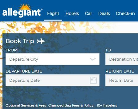 20 Verified Allegiant Air Promo Code 50 Off October 2019