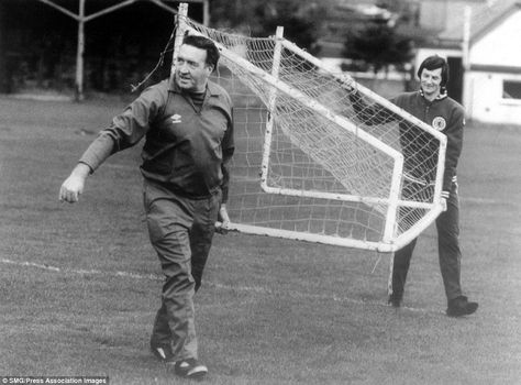 Image result for jock stein 1974 training