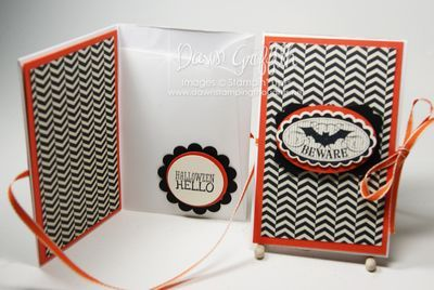 envelope gift card holder with video