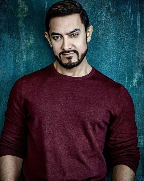 Aamir Khan Hairstyles Sanya Malhotra Aamir Khan Bollywood Actors