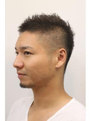 2020年冬 メンズ ベリーショートの髪型 ヘアアレンジ 人気順 12
