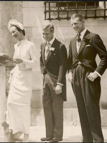 Photographic Print: Wedding of the Duke and Duchess of Windsor : 24x18in