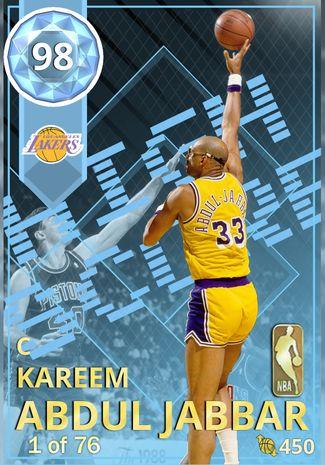 Pin By Mckenzie Kids On Basketball In 2020 Custom Cards Nba Legends Kareem Abdul Jabbar