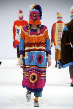 48 Super ideas for knitting fashion design inspiration