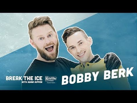 Why Queer Eye Japan is the Best One Yet with Bobby Berk | Break the Ice with Adam Rippon - YouTube