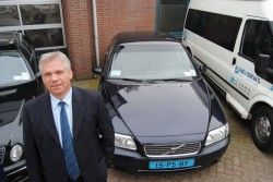 Pin Op Hendriks Taxi Services
