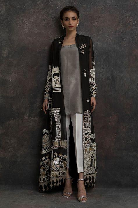 New Image : Pakistani fashion casual Source by clothes pakistani
