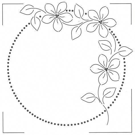 35 Free Embroidery Patterns Cutesy Crafts 13