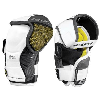 Stock Bauer Supreme S170 Hockey Elbow Pads 2017 Senior Hockey Elbow Pads Elbow Pads Pad