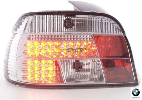 Pilotos Traseros Led Cromado Para Bmw Serie 5 E39 Berlina Año 1995 00 Por Tan Sólo 217 43 Clic Aquí Para Comprar Bmw Serie 5 Bmw Luces Traseras Led