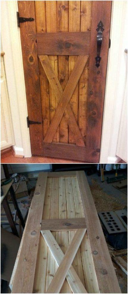 Hinged Barn Door Diy Basements 24 Ideas For 2019 Diy Door