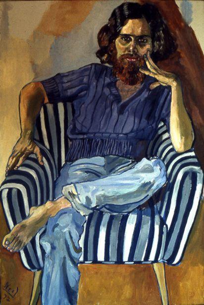 Alice Neel 1900 1984 American Gallery 20th Century Pregnant Belly Painting Artist Art