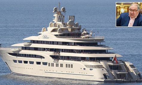 The 512-foot-long Dilbar was seen approaching the French coast earlier today .