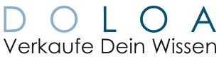"""Unter dem Motto """"Verkaufe dein Wissen"""" kann auf www.doloa.de jeder seine digitalen Produkte wie z.B. Ebooks, Vorlagen, Software, Apps, etc. online verkaufen. Im Doloa Online Shop oder mit eigenem Kaufen-Link über Facebook, Twitter, seine Homepage oder Blog. Das einstellen ist kostenlos."""