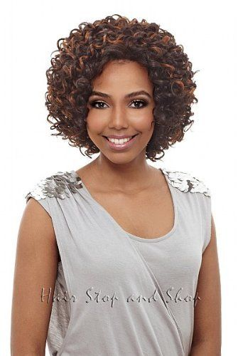 JANET COLLECTION Synthetic Half Wig EASY QUICK WEAVE KENNETH