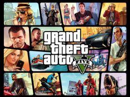 Gta V Wallpaper 2 By Juniorbunny Gta Gta 5 Grand Theft Auto
