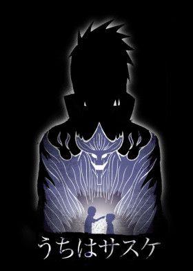 Narutosasuke Uchiha Japan Japanese Anime Clan Eyes Kill Itachi