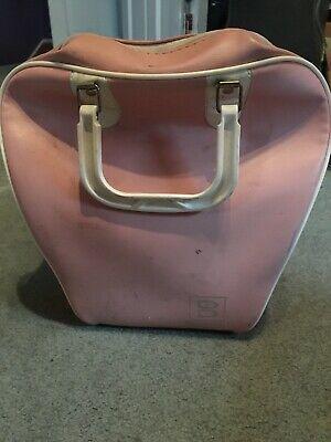 Advertisement Ebay Vintage Hot Pink Brunswick Bag Columbia