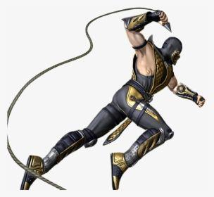 Mortal Kombat Vs Dc Universe Png Mortal Kombat Vs Dc Scorpion Png Transparent Png Mortal Kombat Scorpion Mortal Kombat Dc Universe