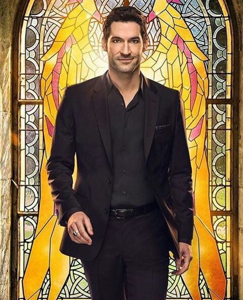 Lucifer With Images Lucifer Morningstar Lucifer Tom Ellis