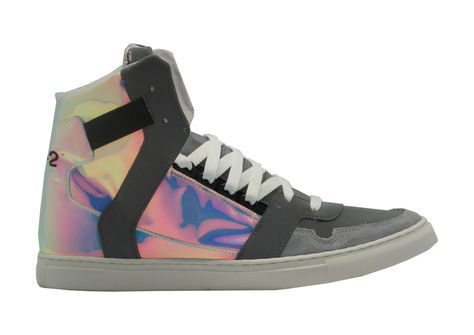 nat 2 Cube 3 vanish reflective (WM) | Sneakers, High top