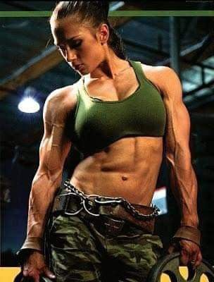 Pin By Max Hr On Muscle Fitness Motivation Iv Bodybuilding Pictures Body Building Women Muscle Girls