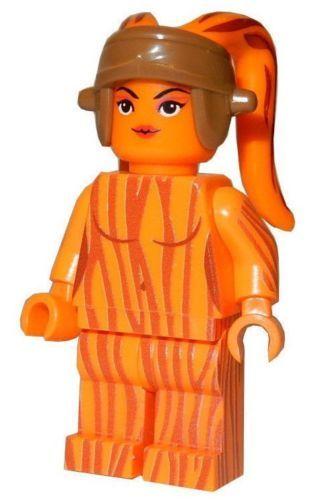**NEW** Custom Printed Twilek Star Wars Block Minifigure BIKINI TWI/'LEK