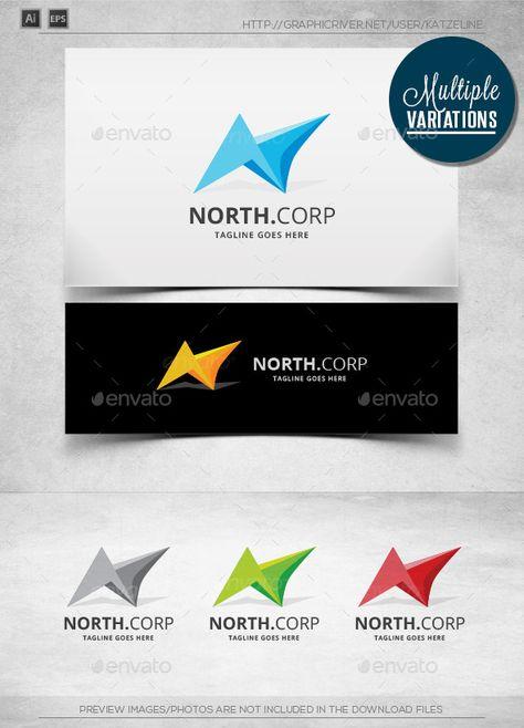 Letter N - Logo Template