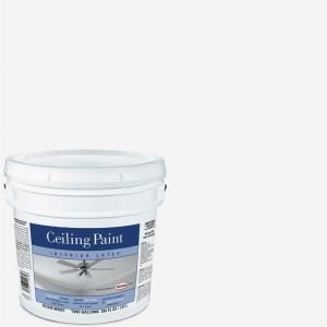 Enjoy The 2 Gallon Flat Interior Ceiling Paint Gc1070 02 Covers Up To 250 Sq Ft Paint Hides Minor Imper Painted Ceiling Interior Paint Ceiling Paint Colors