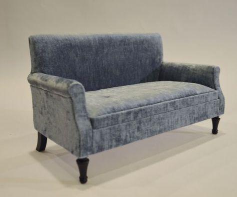 Economy Priced 1:6 Scale Furniture for Fashion Dolls  2pc Sofa Set 4300CD