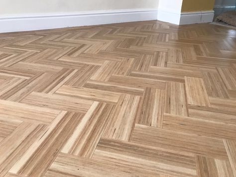 A Parquet Flooring That We Fitted In Leicester Michael John