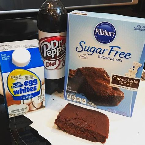 weight watchers sugar free brownie mix recipe