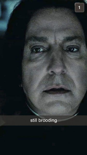 25 Snapchats From Hogwarts Professors Hogwarts Professors Harry Potter Texts Hogwarts