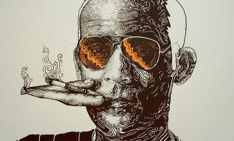 Hunter S. Thompson On Finding Your Purpose - Viral Today