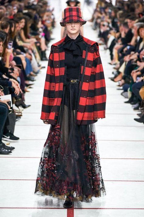 Christian Dior ready-to-wear autumn/winter '19/'20 - Vogue Australia