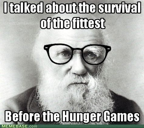survival of the fittest sociology