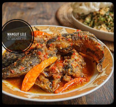 Diah Didi S Kitchen Mangut Lele Goreng Resep Ikan Resep Masakan Cina Masakan