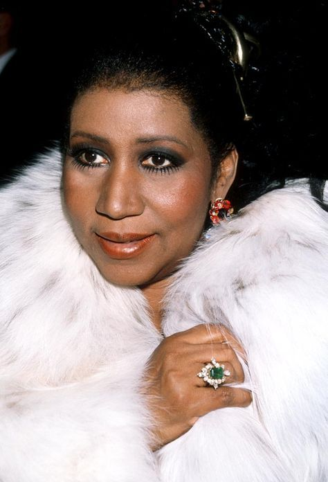 Aretha Franklin When She Was Young Aretha Franklin Through The
