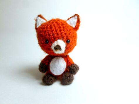 Fox Amigurumi, Mr. Furu - Free Crochet Pattern em 2020 | Bonecas ... | 355x474