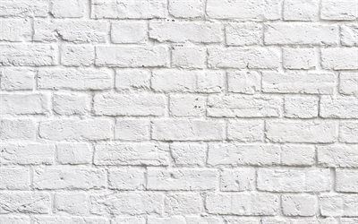 ダウンロード画像 白いレンガ壁の質感 白いレンガ背景 石質感 白