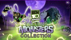 Ben 10 Galactic Monsters Ben 10 Games For Kids Mini Games