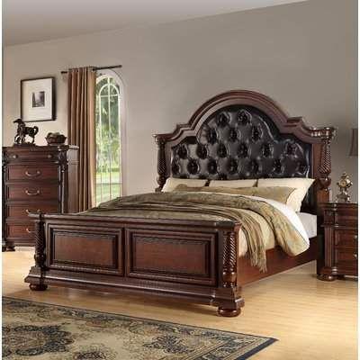 Astoria Grand Milbourn Upholstered Standard Bed Wayfair King Bedroom Sets Queen Panel Beds Bedroom Furniture Beds