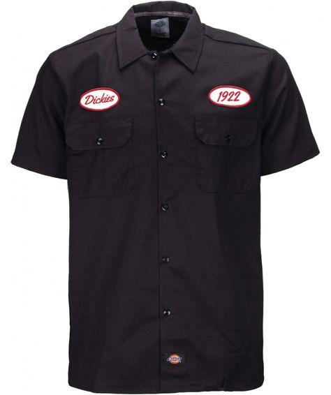 Dickies Mens Rotonda South Workwear Shirt