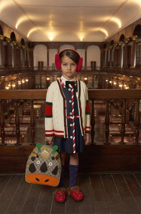 Kinderkleidung  Gucci AW 2018/19