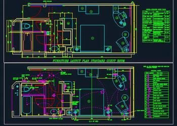Hotel Guest Room Electrical Design Electrical Layout Hotel Guest Hotel