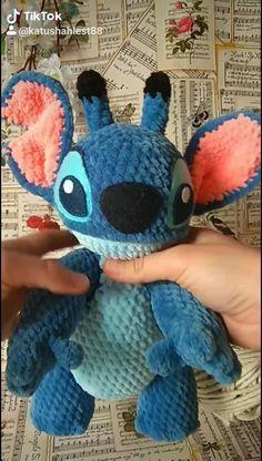 Crochet Animal Patterns, Stuffed Animal Patterns, Crochet Patterns Amigurumi, Crochet Dolls, Crochet Stitches, Crochet Stuffed Animals, Crochet Animals, Diy Crochet Projects, Crochet Crafts