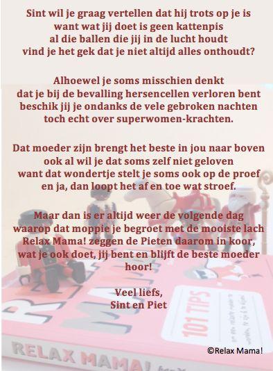 Ha Tof Sinterklaas Heeft Ook Dit Jaar Weer Een Gedicht Voor